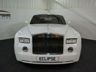 used Rolls Royce Phantom 6.7 V12 4d AUTO 454 BHP Parking Aids-Cruise -Memory Seats++