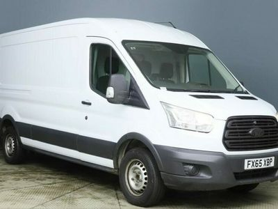 used Ford Transit Transit 350 LWB H2125 PS, 2015