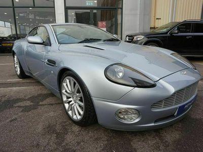 used Aston Martin Vanquish V12 2+2 6.0 V12 2dr Auto
