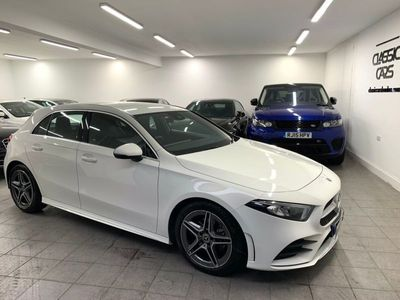 used Mercedes A200 A Class 2.0AMG Line 8G-DCT (s/s) 5dr