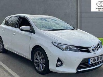 used Toyota Auris 1.8 VVTi Hybrid Excel 5dr CVT Auto hatchback 2014