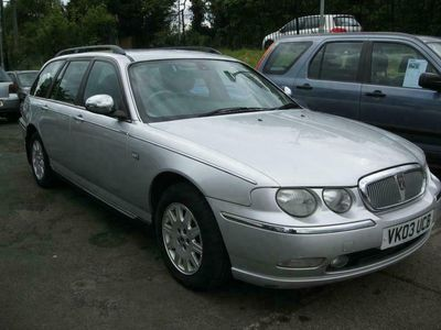 used Rover 75 2.0 CDT Connoisseur 5dr Auto