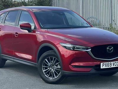 used Mazda CX-5 2.0 SE-L Nav+ 5dr