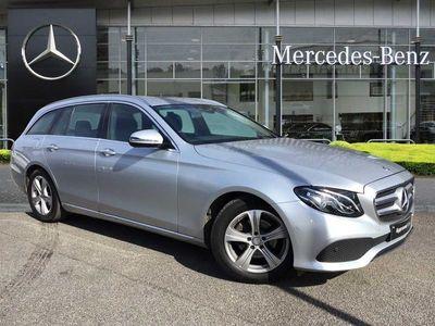used Mercedes E220 E-ClassSe 5Dr 9G-Tronic
