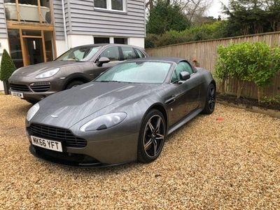 used Aston Martin V8 Vantage 4.7S Roadster Sportshift 2dr (EU6)
