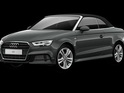 used Audi A3 Cabriolet 35 Tfsi S Line 2Dr