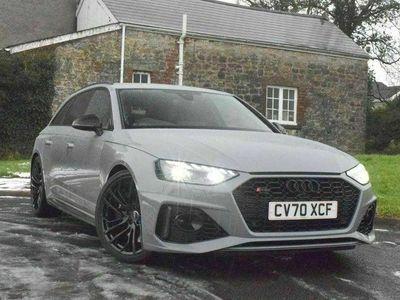 used Audi RS4 Avant Carbon Black 450 PS tiptronic