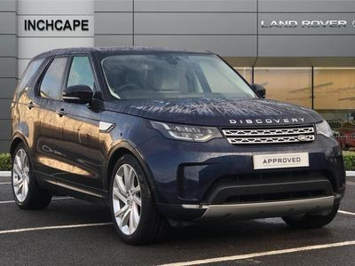used Land Rover Discovery DIESEL SW 3.0 TD6 HSE Luxury 5dr Auto