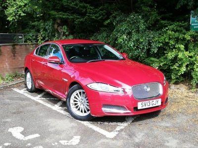 used Jaguar XF 2.2d [200] Premium Luxury 4dr Auto