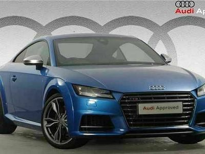 used Audi TTS Coupé Coupe 2.0 TFSI quattro 310 PS 6-speed