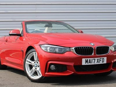 used BMW 420 i M Sport Convertible