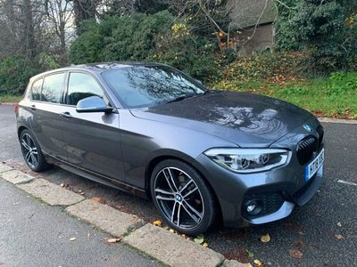 used BMW 118 1 Series 2.0 d M Sport Sports Hatch (s/s) 5dr