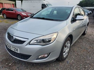 used Vauxhall Astra 1.6 16v Exclusiv 5dr