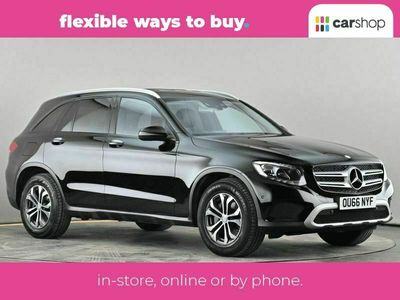 used Mercedes 220 GLC4Matic SE Executive 5dr 9G-Tronic Leather Seats 2.2