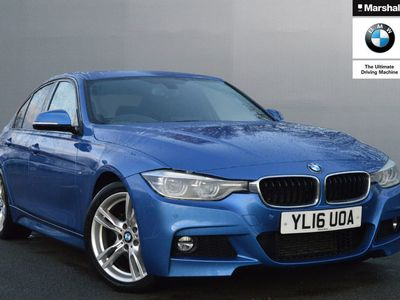 used BMW 330 3 Series D M Sport 4Dr Step Auto