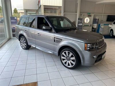 used Land Rover Range Rover Sport Sport 3.0 SDV6 Autobiography 5dr Auto