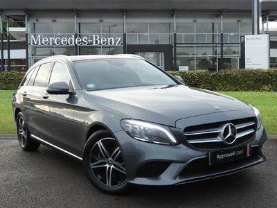 used Mercedes C200 C ClassSport Premium Plus 5dr 9G-Tronic estate