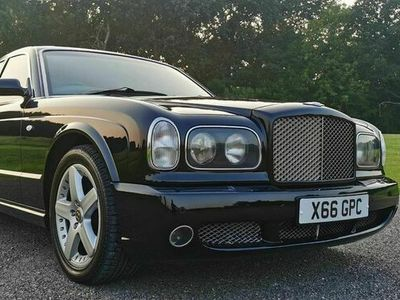 used Bentley Arnage 6.8 T 4dr