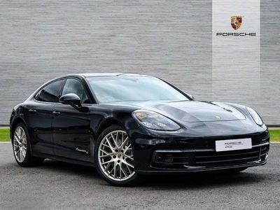 used Porsche Panamera 2.9 V6 4 10 Years Edition Sport Turismo PDK 4WD s/s 5dr