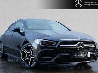 used Mercedes CLA35 AMG ClaPremium Plus 4Matic 4dr Tip Auto