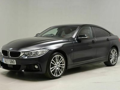 used BMW 435 4 Series Gran Coupe d xDrive M Sport 5dr Auto [Professional Media] 3.0