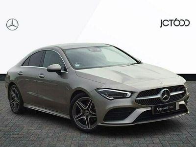 used Mercedes CLA180 CLA ClassAMG Line Premium Plus 4dr Tip Auto Coupe 2020