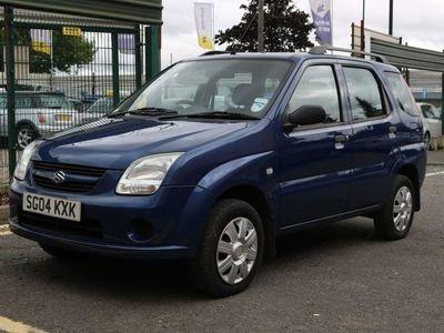 used Suzuki Ignis 1.3 GL 5d 91 BHP 1 Former keeper, Low mileage