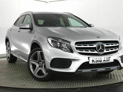 used Mercedes GLA250 Gla Class 2.0AMG Line (Executive) 7G-DCT 4MATIC (s/s) 5dr