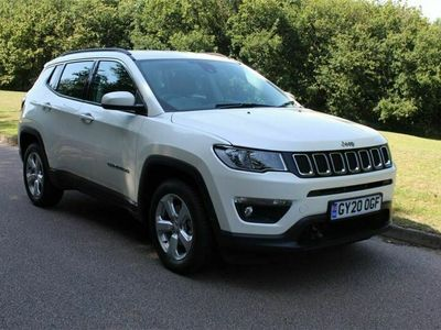 used Jeep Compass 1.6 [120] Diesel Longitude 5dr