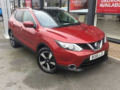 used Nissan Qashqai 1.2 DiG-T N-Connecta 5dr Xtronic