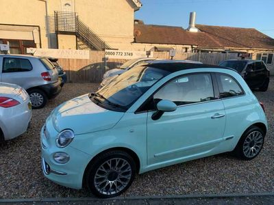 used Fiat 500C LOUNGE 3-Door c convertible