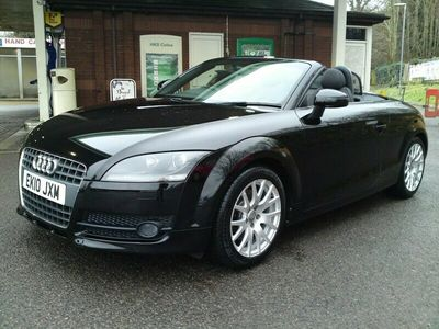 used Audi TT Roadster 1.8T FSI 2DR CONVERTIBLE/ HISTORY / FREE NATIONWIDE DELIVERY/ POWER ROOF /