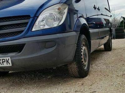used Mercedes Sprinter 2.2 CDI 413 Window H/R Bus 4dr (LWB)