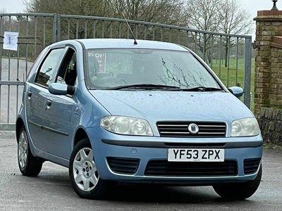 used Fiat Punto 1.2 8v Dynamic 5dr