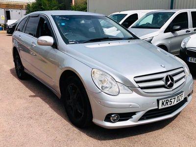 used Mercedes R280 R ClassCDI SPORT 3.0 5dr
