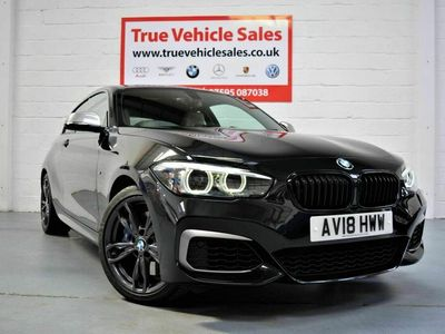 used BMW M140 1 Series 3.0Shadow Edition Sports Hatch Auto (s/s) 3dr