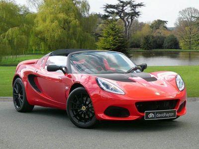 used Lotus Elise Sport 220 - Delivery Mileage