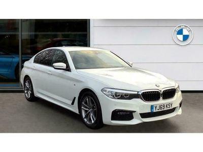 used BMW 520 d M Sport Saloon