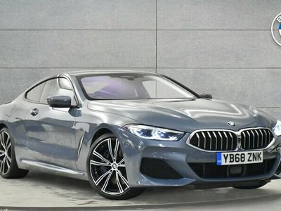 used BMW 840 d xDrive Coupe