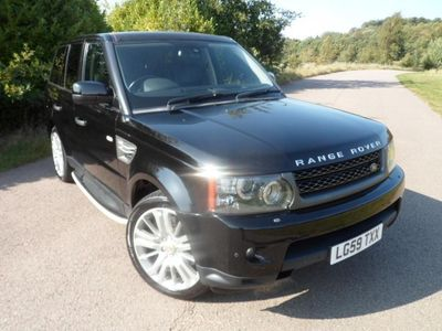 used Land Rover Range Rover Sport Range Rover Sport 3.0TD V6 HSE Station Wagon 5d 2993cc auto 2009 4x4