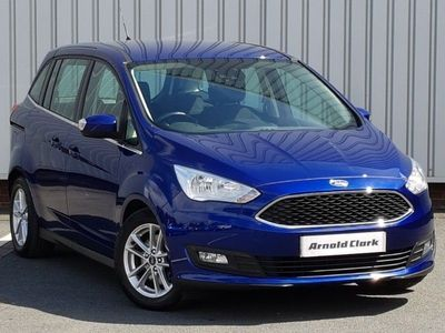 used Ford Grand C-Max 1.0 EcoBoost 125 Zetec 5dr