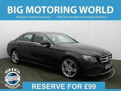 used Mercedes E200 E ClassAMG LINE for sale | Big Motoring World