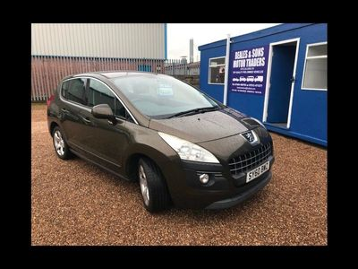 used Peugeot 3008 1.6 HDi Sport 5dr