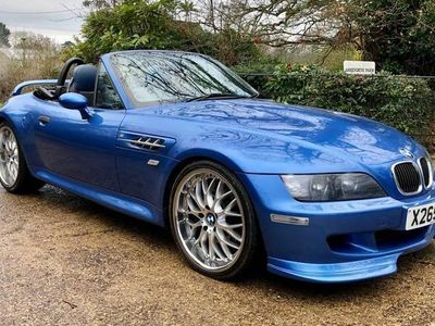 used BMW Z3 PETROL MANUAL COUPE 3 DOORS