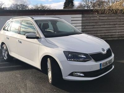 used Skoda Fabia SE L 1.2 TSI 110 PS 5 Door Auto