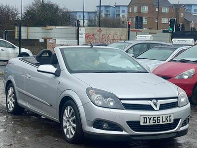 used Vauxhall Astra Cabriolet 1.9 CDTi Sport Twin Top 2dr
