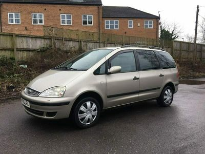 used Ford Galaxy 2.3 LX 7 Seater Automatic 12 Months Mot 2 Keys 5-Door