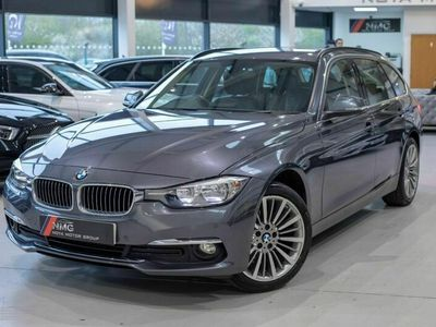 used BMW 318 3 SERIES 2.0 D LUXURY TOURING 5d 148 BHP