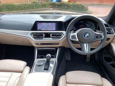 used BMW 330e 3 SeriesM Sport 4dr Auto
