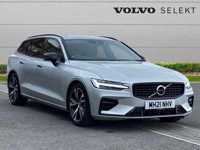 used Volvo V60 II B4 FWD (Petrol) R-Design Automatic (Sat Nav, Tow Bar)